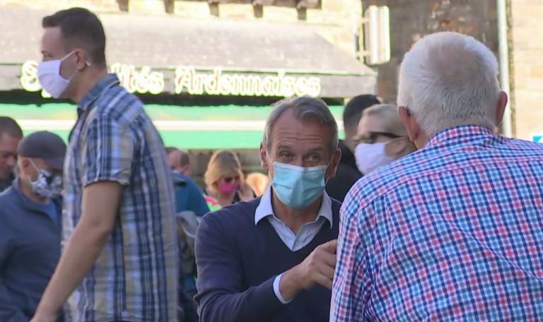 La Roche : masques obligatoires en centre-ville dès samedi !