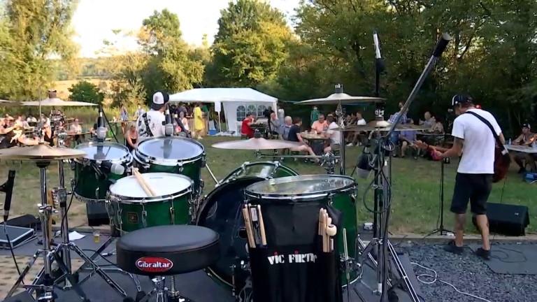 Festival en plein air au Rox à Rouvroy