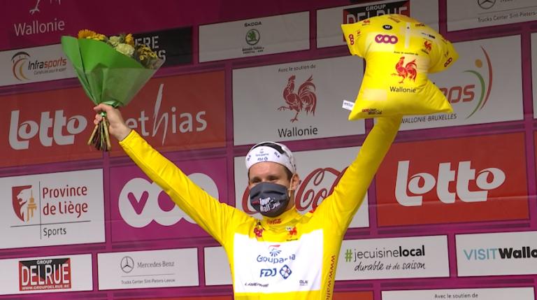 Tour de Wallonie : le français Arnaud Démare s'adjuge l'édition 2020 à Erezée