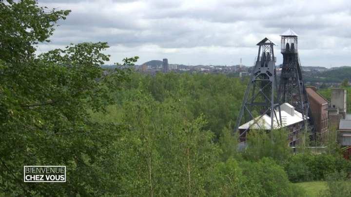 """Bienvenue chez vous """"nature"""" se promène à Charleroi"""