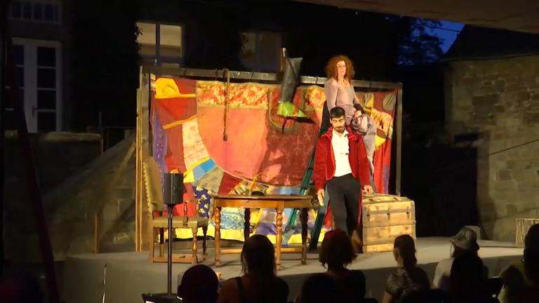 L'Ambulante fait étape à Jenneret pour une soirée théatrale et musicale !