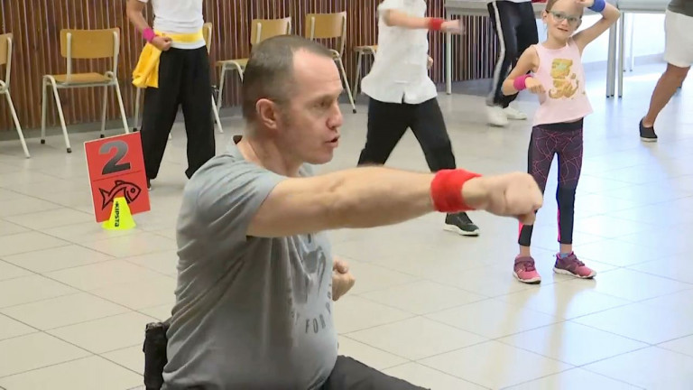 L'ASBL Move In Sport veut promouvoir le para-karaté