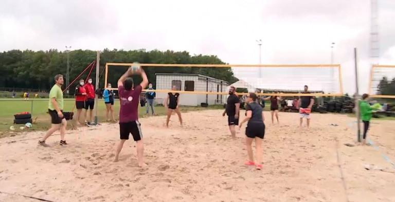 Volley : un beach pour préparer la reprise