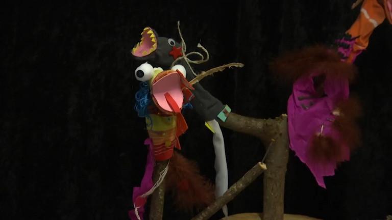 Les marionnettes vous attendent ce week-end à Houffalize !