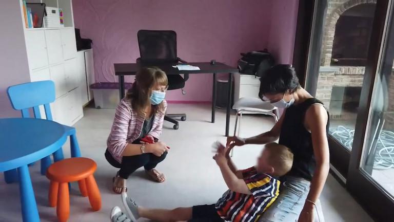 Libramont : la Porte Bleue aide les enfants autistes et leur famille