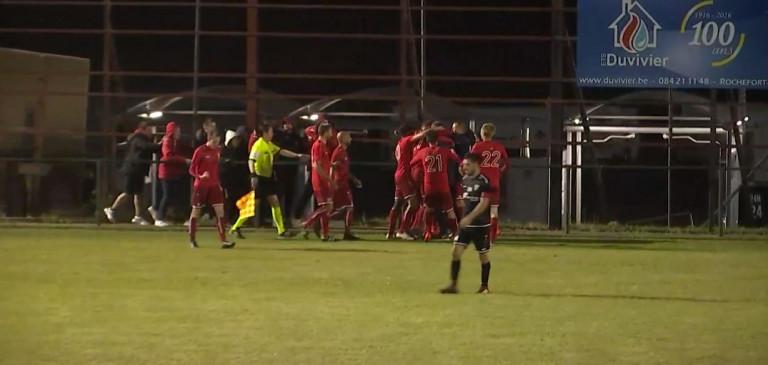 D3 : Habay remporte le derby face à Marloie