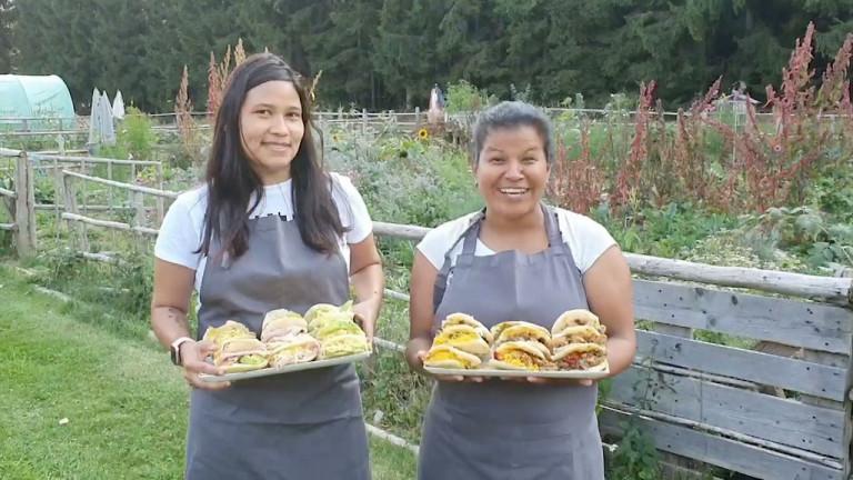 Bovigny et Senonchamps : les résidents de Fedasil proposent des vidéos culinaires