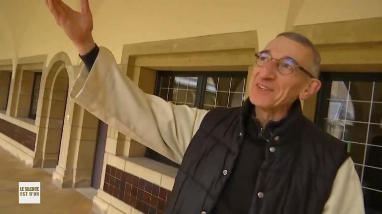 Le père Bernard-Joseph désigné nouveau supérieur d'Orval