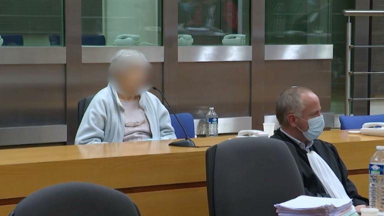 Assises J-1. Clara Maes, une octogénaire dans le box des accusés