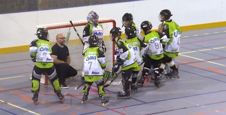 Bastogne : premier tournoi de roller hockey pour jeunes