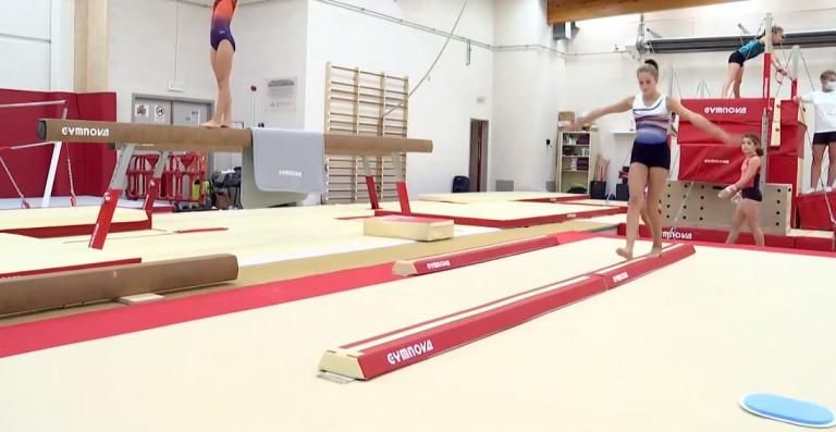 Une nouvelle salle de gym pour le club de Wardin