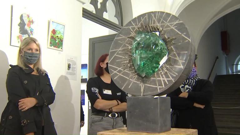 Arlon : l'expo Art'monie encore ces 10 et 11 octobre au Palais