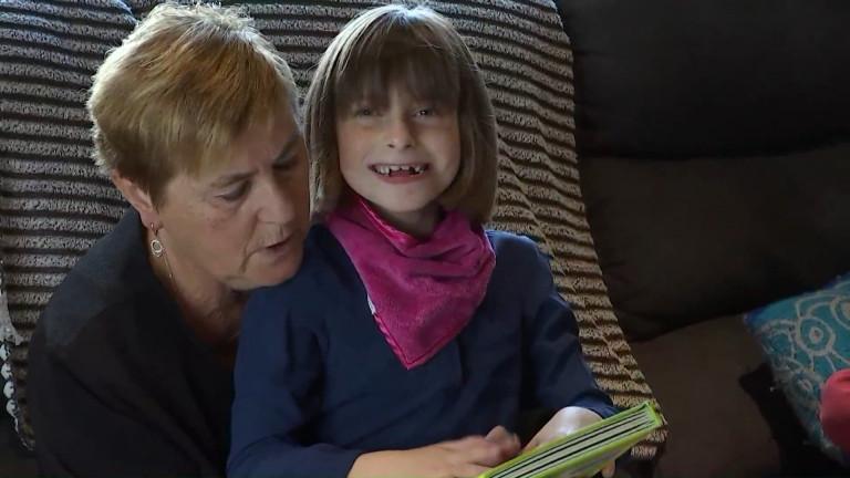 Sainte-Ode : une asbl pour Margaux atteinte du syndrome d'Angelman