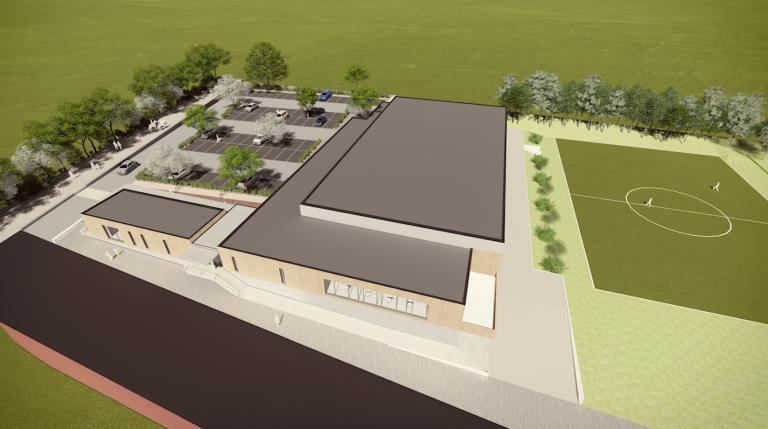 Gouvy : une consultation citoyenne pour le centre sportif