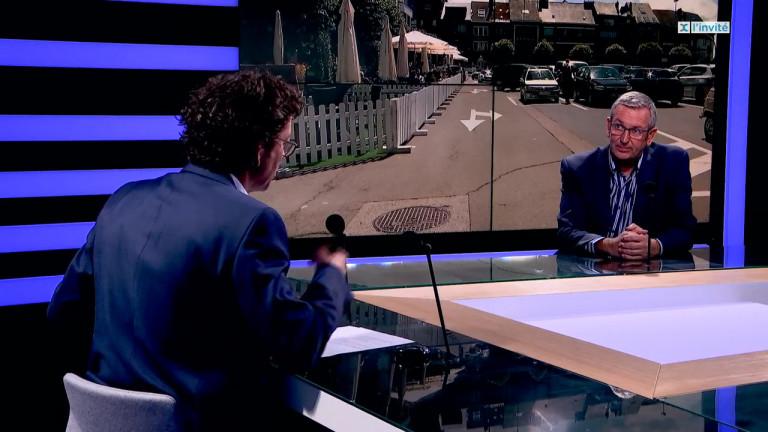 """Thierry Neyens : """"Vous voulez soutenir l'Horeca ? Respectez les gestes barrières."""""""