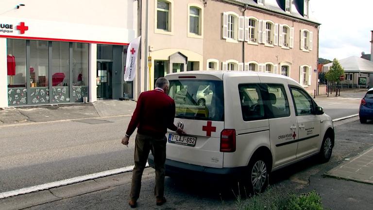 Urgent : la Croix-Rouge recherche des chauffeurs bénévoles