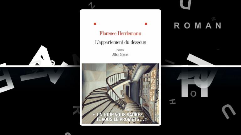 """Florence Herrlemann remporte le Prix du deuxième roman (Marche) avec """"L'appartement du dessous"""""""