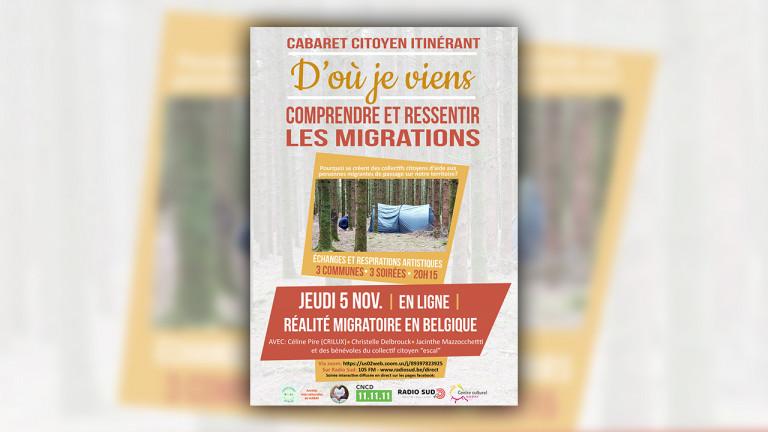 Habay-la-Neuve : le Centre culturel organise une conférence en vidéo ce jeudi soir