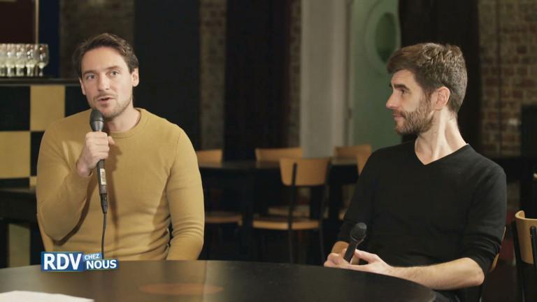 Tristan Schotte et Antoine Guillaume nous parlent d'Edmond