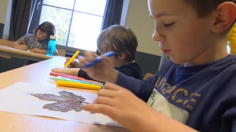Habay-la-Neuve : au Centre culturel, les stages pour les jeunes enfants avaient bien lieu
