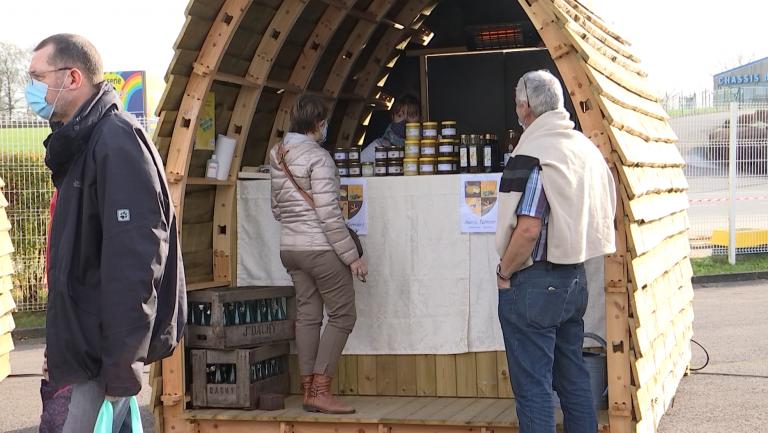 Arduinna, le nouveau marché local à Fauvillers