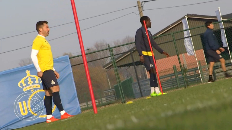 Moris et François espèrent retrouver la D1A avec l'Union Saint-Gilloise