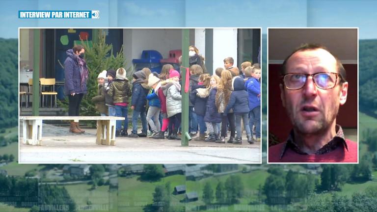 Les élèves de Tenneville ont retrouvé le chemin de l'école