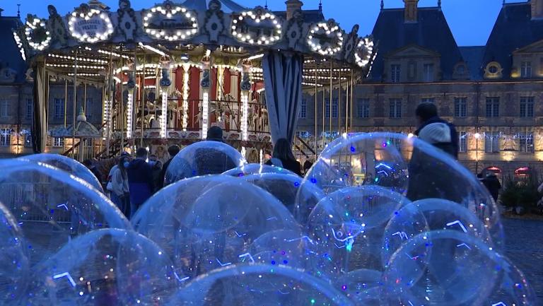 Charleville-Mézières: un marché de Noël maintenu en mode Covid-19
