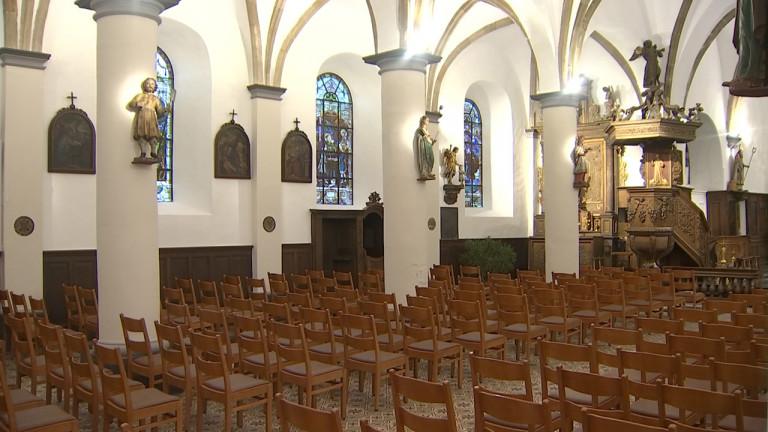 Tintigny : pas de conseil communal dans l'église