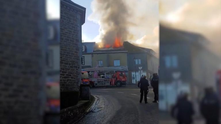Un incendie toutes les neuf heures en ce moment en Luxembourg