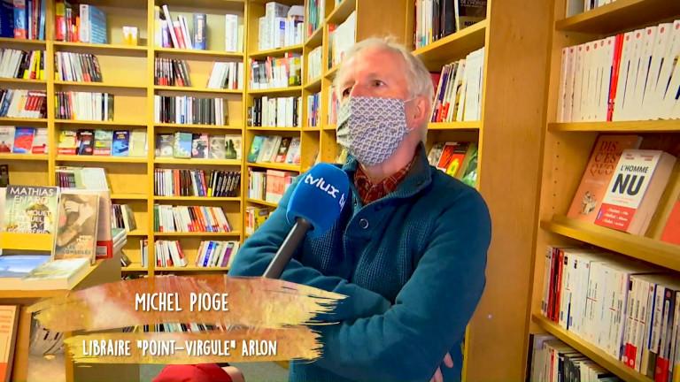 Chez les libraires-conseils d'Arlon