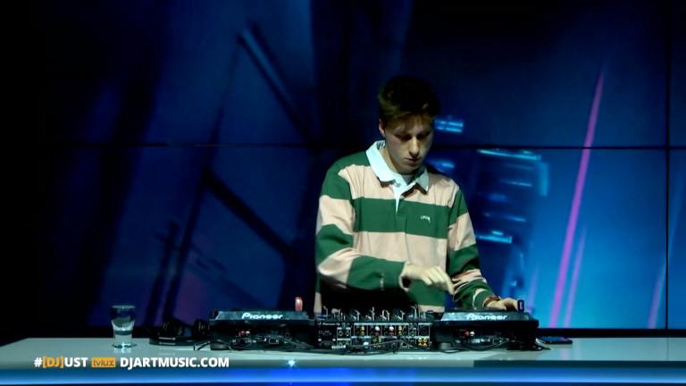 DJ A.R.T - #[DJ]ust