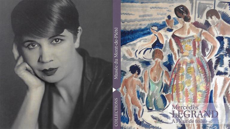 Mercédès Legrand au Famenne & Art Museum