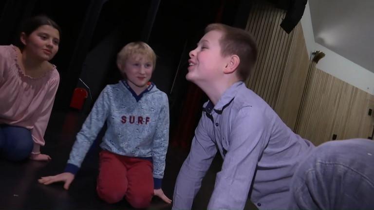 Rouvroy : du théâtre pour les - de 12 ans et en visio pour les plus grands