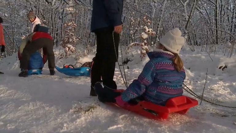 Neige : les touristes bienvenus, mais invités à planifier leur excursion