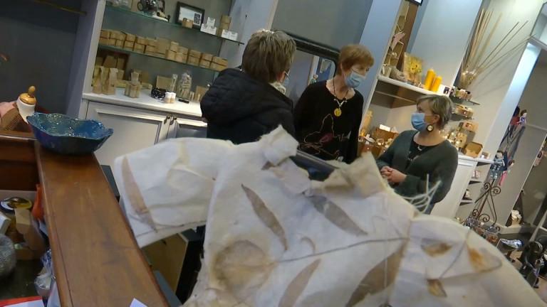 """Wellin : création du dépôt-vente """"aux mains des artisans"""""""