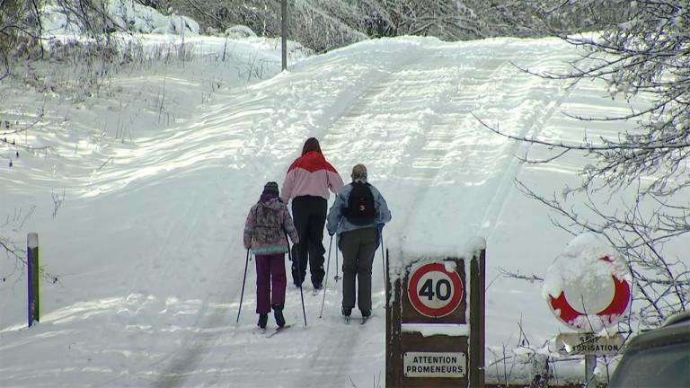 Le ski club sedanais est ouvert à La Chapelle