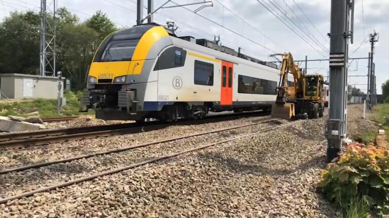 Belgique et Luxembourg appellent l'Europe à investir dans les lignes 161-162