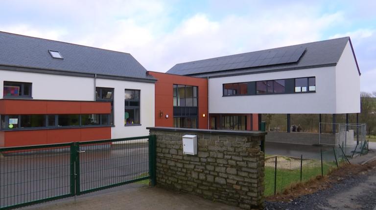 Nadrin : de nouveaux locaux pour les élèves de primaire
