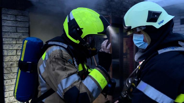 """""""L'appel des sirènes"""". 24h auprès des pompiers de Bastogne"""