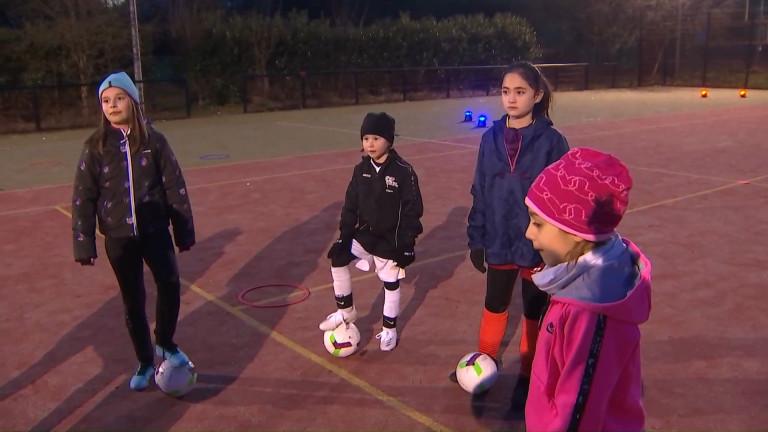 Avec Foot4Girls, l'ACFF souhaite encourager une nouvelle génération