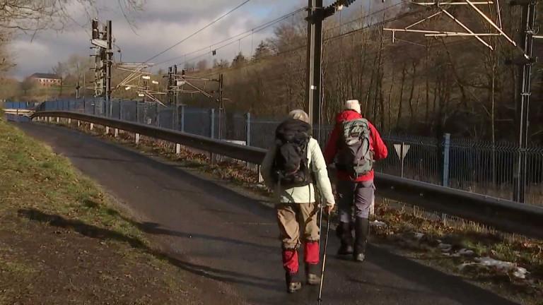 Gouvy-Vielsalm : se promener de gare en gare