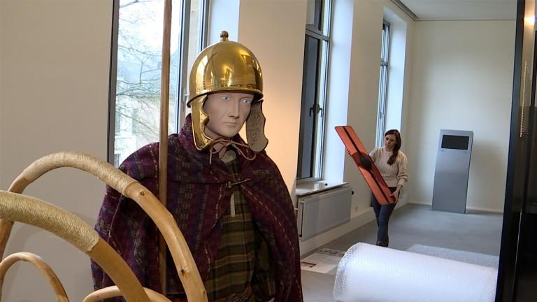 Arlon : les Gallo-Romains accueillent les Celtes