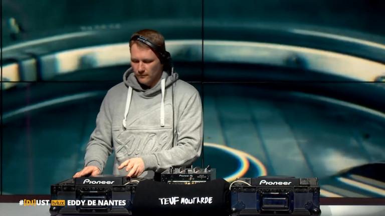 DJ Eddy de Nantes - #[DJ]ust