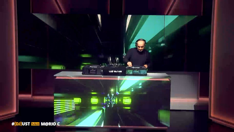 DJ MARIO C - #[DJ]ust