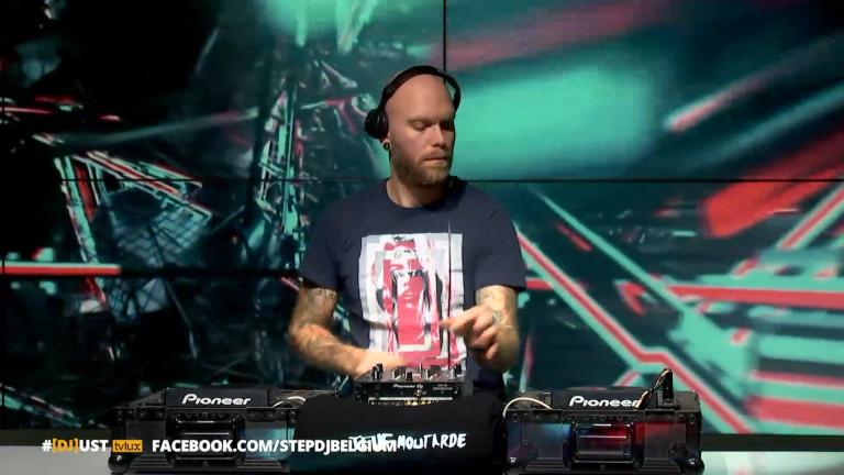DJ STEP - #[DJ]ust