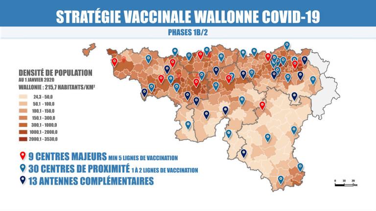 Une antenne de vaccination supplémentaire à Bouillon