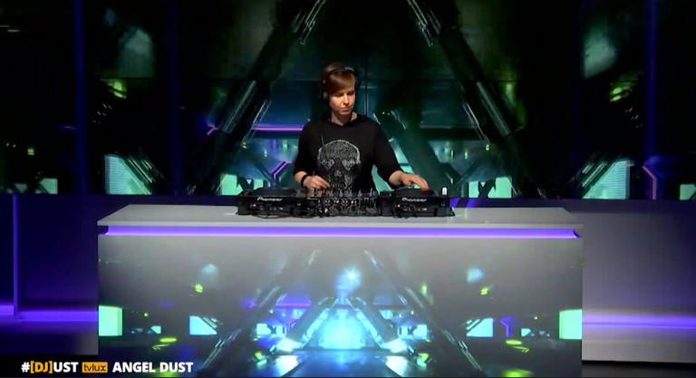 Angel Dust - #[DJ]ust