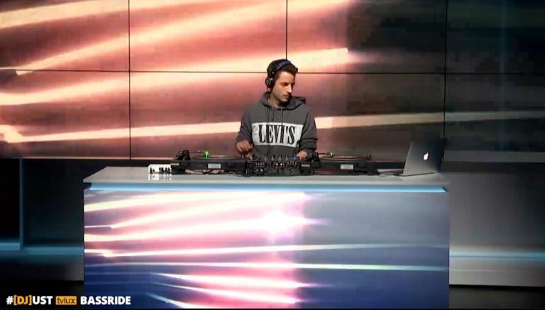 Bassride - #[DJ]ust
