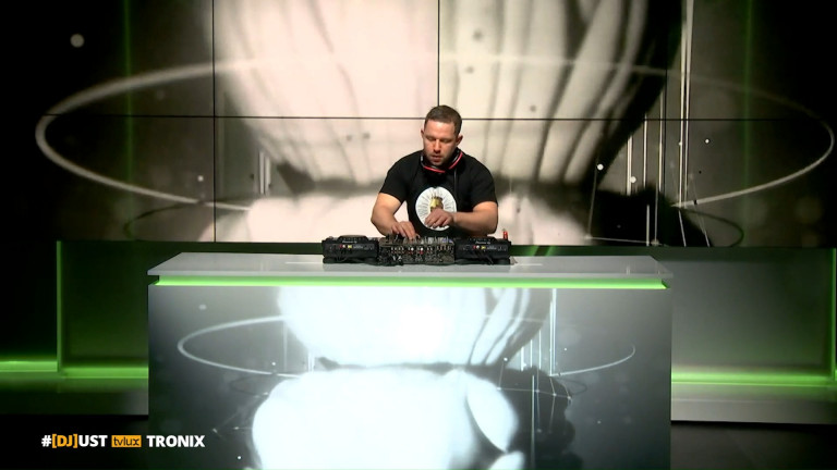 Tronix - #[DJ]ust